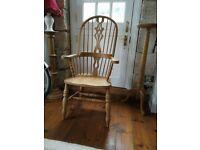 Solid pine Farmhouse chair