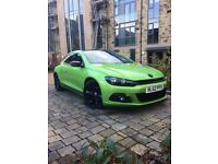2012 VW Scirocco - Great condition - STUNNING COLOUR **HIGH SPEC** - 50k Miles