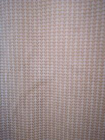 Velvet curtains vintage