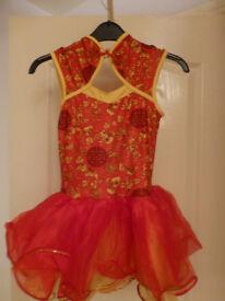 8 Girls Dance Costumes and Tutu