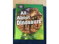 All About Dinosaurs Book
