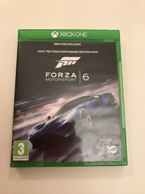 Forza Motorsport 6 for Xbox One