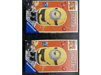 Minion toys, slippers and 3D jigsaws
