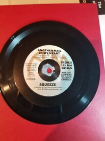 """5"""" single Squeeze - Another nail in my heart"""