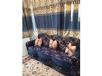 Cosarvatory curtain and settee can be sell separate
