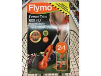 Flymo power trim 600hd REDUCED