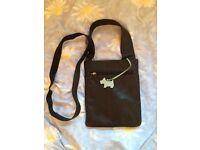 Radley black over the shoulder bag