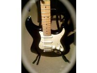 2009 USA Fender Highway One Stratocaster Electric Guitar for sale