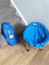 Childrens Moon camping chair