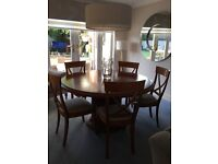 Grange Dining Room Table and Chairs