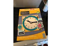 Learn and fun clock game