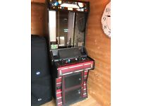 Upright Arcade Machine Retro Jamma 80 in 1 cartridge - Coin operated Unigame