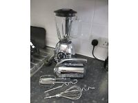 DUALIT FOOD BLENDER AND DUALIT HAND MIXER