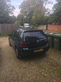 Vw golf really good condition £620 ovno