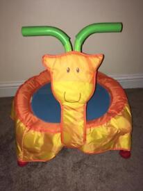 Giraffe Trampoline