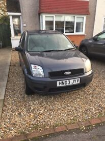1.4 Ford Fusion, great run around