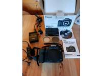 Canon 7D mark ii and accessories