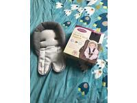 Clevamama baby head and neck support