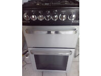 Gas cooker - delivery available.