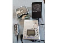 Awia am65 recordable mini disc player