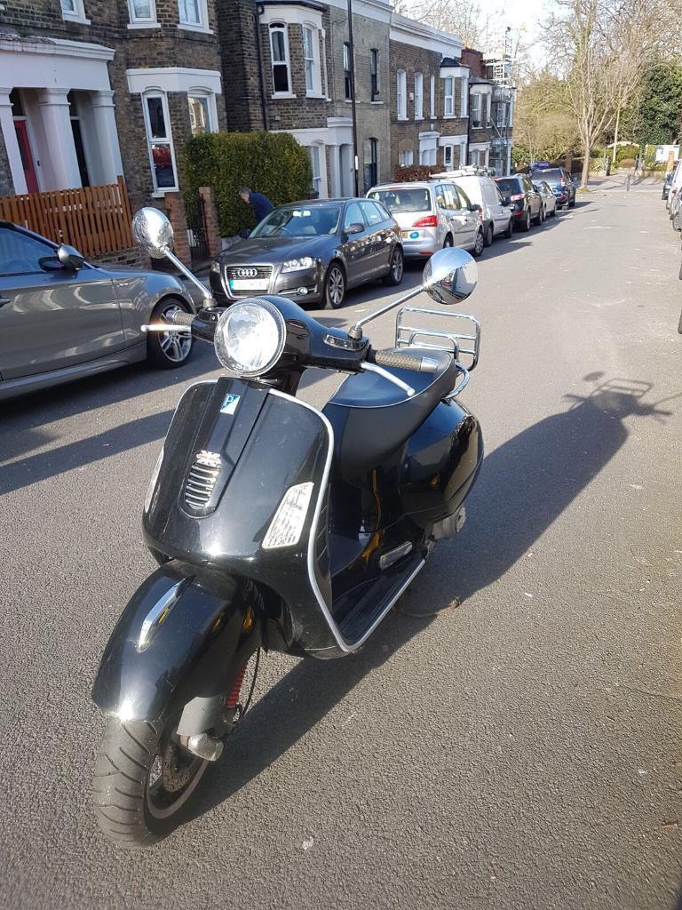Vespar Piaggio 250cc