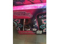 Dance UK Dancemat and game for PS2