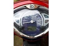 Yamaha dèlight LTS 125cc