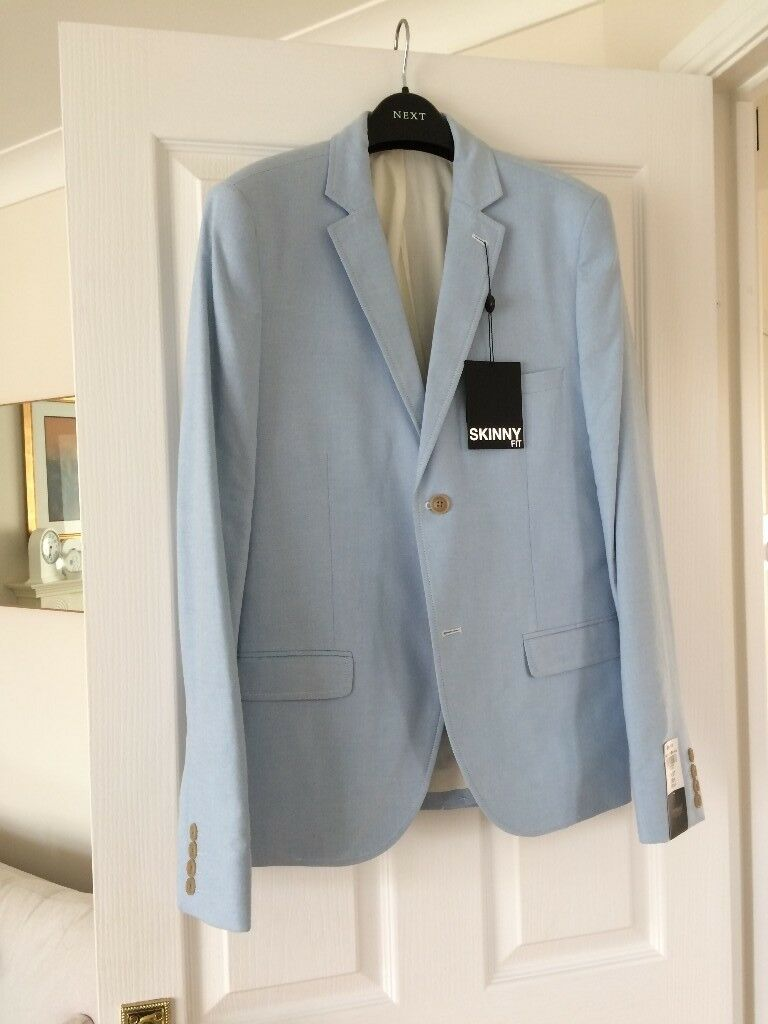 brand new Topman Skinny Fit blue suit | in Broughty Ferry, Dundee ...