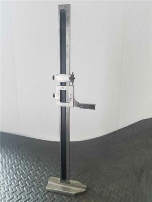 Vintage Brown Sharpe No.585 Vernier Height Gage Machinist Tool