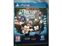 South Park The Fractured But Whole Playstation 4 game
