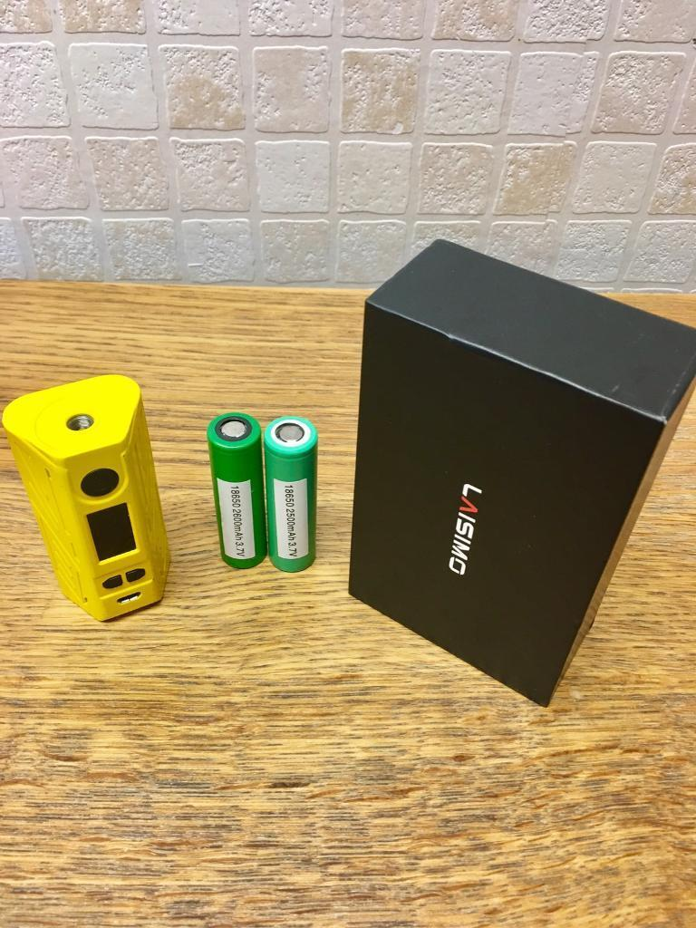 Vape Mod 200w (Includes Batteries) | in Sauchie, Clackmannanshire | Gumtree