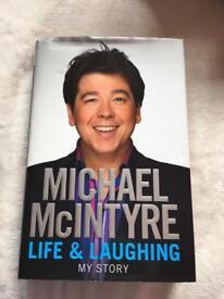 Michael McIntyre, Life & Laughing