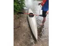 Adults Kayak Canoe with Paddle