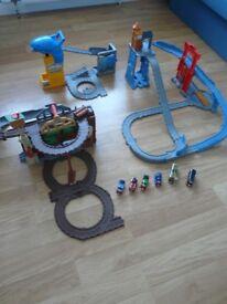 Thomas take-n- play toys bundle
