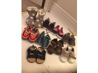 Little boys shoes sizes 1 to 5