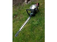 Petrol hedge trimmer. Not working