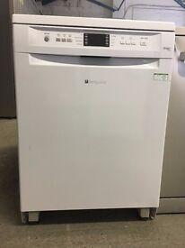 HOTPOINT FDFSM31111P Smart Full-size Dishwasher - White