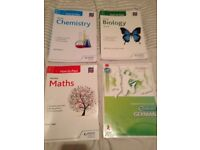 Scottish CFE Study guides - How to Pass Higher Maths, Biology, Chemistry and German