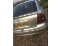 Vauxhall Astra Sxi Cdti Silver Diesel 2004 Breaking (For Parts)