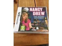 Nancy drew ds game