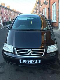 Sale cheap car - Vw sharan Model. Se tdi Milage 173000