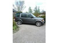 Land Rover Discovery 4 GS