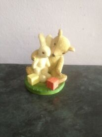 Royal Doulton -Old Bear and Friends - Don't worry Rabbit