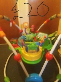 Used kids stuff but in really good condition