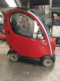 Mobility road scooter PROVISIONALLY SOLD