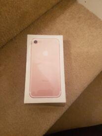 Iphone 7 32GB sealed box