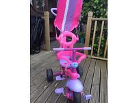 Smart trike pink