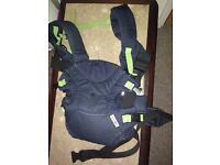 Baby carrier or sling