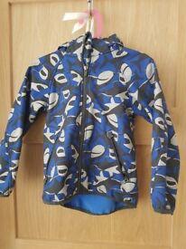 Boys jacket 4-5yrs