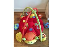M&P light and sound Lotty playmat / playgym